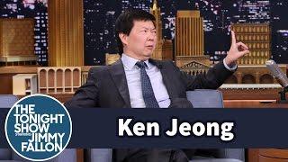 getlinkyoutube.com-Ken Jeong Is a Selfish Dancer