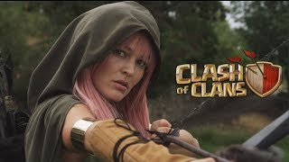 getlinkyoutube.com-Clash of Clans: Live Action Movie Trailer Commercial