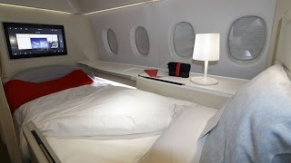 getlinkyoutube.com-Air France La Premiere First Class Paris to Tokyo Flight Experience