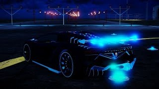 GTA 5 Secret Paint Job - TRON Evolution Custom Respray Guide On GTA 5 Online ! (GTA V)