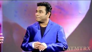 getlinkyoutube.com-A R Rahman performing at CES 2016 On Jai Ho without instruments