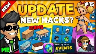 getlinkyoutube.com-BRAND NEW UPDATE - EVENTS, HACKS, MOST EXPENSIVE ITEMS AND MORE! (PewDiePie Tuber Simulator #16)