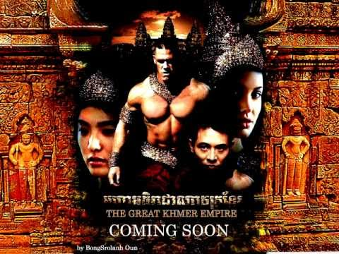 THE GREAT KHMER EMPIRE.... Staring Jet Li, Angelina Jolie, John Cena and Son Hye Kyo