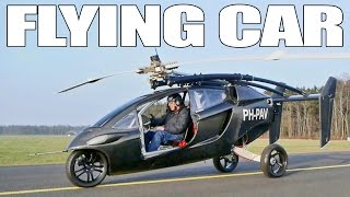getlinkyoutube.com-► Flying Car - Pal-V One