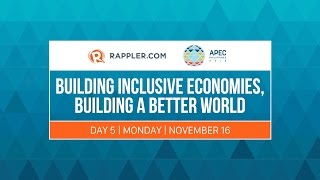 getlinkyoutube.com-LIVE: Day 5 APEC Philippines 2015