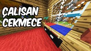 getlinkyoutube.com-ÇALIŞAN ÇEKMECE!! | Minecraft