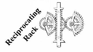 Making Movement 123 - Reciprocating Rack Mechanism