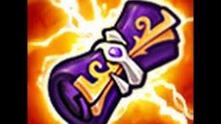 getlinkyoutube.com-Summoners War - 292 Rare Scrolls!! Natural 5 Star Summon!!