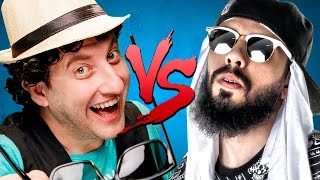 getlinkyoutube.com-Pagode da Ofensa VS. Mussoumano | Batalha de Youtubers