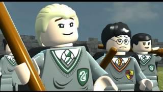 getlinkyoutube.com-Lego Harry Potter : Years 1 - 4 - Movie (All Cutscenes)