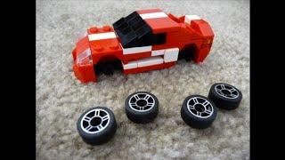 LEGO Ferrari F512M Instructions
