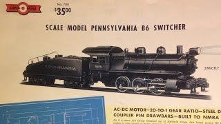 Classic Lionel Trains – Switchers 1939-1942