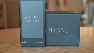 getlinkyoutube.com-استعراض للهاتف الروسي YotaPhone:شاشتين مو شاشة واحدة