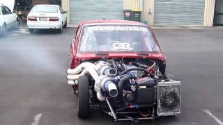 getlinkyoutube.com-CBR Castrol Edge RX2 - getting ready for new season