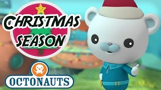 getlinkyoutube.com-Octonauts - Christmas Special! | 20+ minutes | Christmas Sea Missions