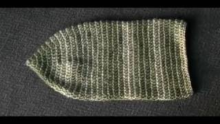 getlinkyoutube.com-How to Crochet A Basic Baby Cocoon Part 1 of 2