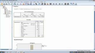 getlinkyoutube.com-How to Use SPSS: Transforming Skewed Data Sets