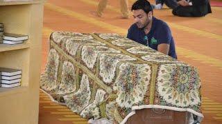 getlinkyoutube.com-دموع وانهيار الفنانيين اثناء تشييع جثمان ميرنا المهندس من مسجد الشربتلي