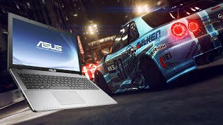 getlinkyoutube.com-Grid 2 Gameplay on ASUS X550JK with GTX850M GPU