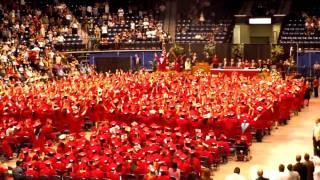 getlinkyoutube.com-Sharyland High School 2011 Graduation Flash Mob