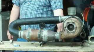 getlinkyoutube.com-Much wind from a small turbocharger