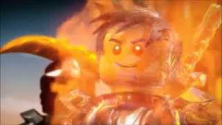 "Ninjago Music Video - ""Burn"" - Ellie Goulding (Alex Goot Cover)"