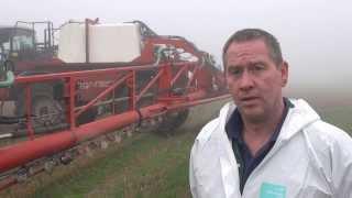 Agrifac Condor LiquidPlus Testimonial United Kingdom