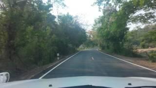 ขับรถขึ้นวัดป่าภูก้อน