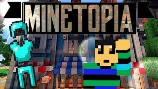getlinkyoutube.com-DIAMOND GEAR KOPEN?!! - Minetopia - #318 | Minecraft Reallife Server
