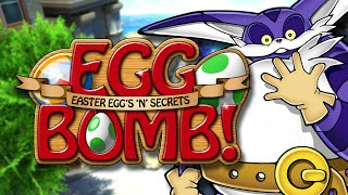 Big The Cat Easter Eggs (Sonic Adventure 2) - Egg Bomb - Episode 1