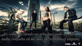 Santaflow - Sin miedo a caer (Con Norykko, Santa RM y Aitor) Letra