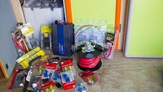 getlinkyoutube.com-Living in a Van: Battery System Installation - #VanLife