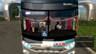 getlinkyoutube.com-Euro Truck Simulator 2 Thailand ModBus V4  1.17.1s Test Scaling 400% Ultra