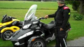 getlinkyoutube.com-SpyderTalk - Spyder RT Potential Goldwing Buyer