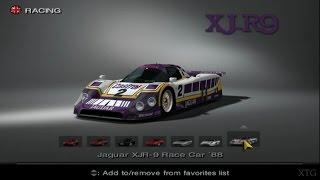 getlinkyoutube.com-Gran Turismo 4 - Jaguar Car List PS2 Gameplay HD