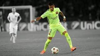 getlinkyoutube.com-Neymar Jr | Goals, Skills, Assists, Passes, Tackles | Barcelona and Brazil | 2014/2015 (HD)