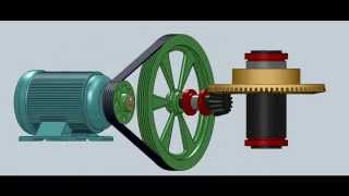 getlinkyoutube.com-SW Project #2: Cone Crusher  - Animation