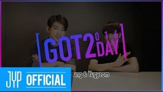 getlinkyoutube.com-[GOT2DAY 2016] 09. Jinyoung & Yugyeom