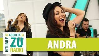 getlinkyoutube.com-Andra feat. Cabron - Niciodata sa nu spui niciodata (Live la Radio ZU)