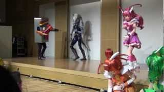スマイルプリキュア!ショー(ハイトピア伊賀)2012.05.12 14:15~
