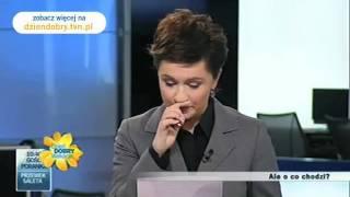 getlinkyoutube.com-Dzień Dobry TVN- Wpadki dziennikarskie cz1.