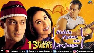 Kahin Pyaar Na Ho Jaaye Full Movie   Hindi Movies   Salman Khan Full Movies