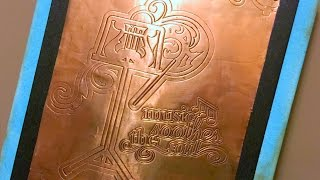 getlinkyoutube.com-Copper Embossing with Cricut Explore