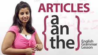 getlinkyoutube.com-Articles -  a, an & the  -  English Grammar lesson