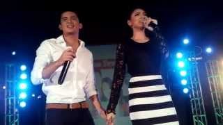 getlinkyoutube.com-Jadine Duet Eastwood Party LIVE