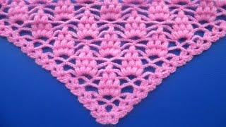 getlinkyoutube.com-chal tejido a crochet paso a paso en forma de uvas