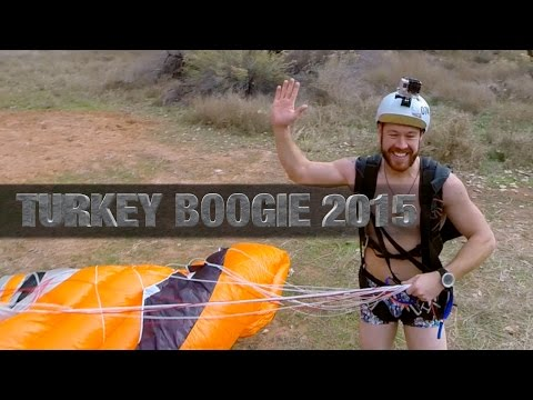 Turkey Boogie BASE/highline Even - Ep 3/4