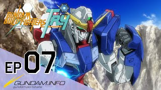 getlinkyoutube.com-GUNDAM BUILD FIGHTERS TRY-Episode 7: Straight-Assembly Shimon (ENG sub)