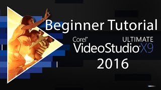 getlinkyoutube.com-Corel VideoStudio X9 Tutorial | Beginner to Advanced | Editing Video