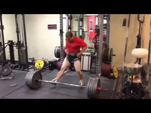 Power& Physique John Pena Deadlift Powerlifting Tucson bloo